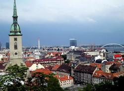 В столиці Словаччини Братіславі