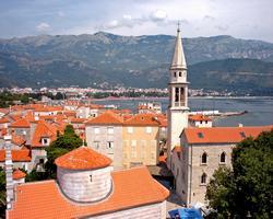 Чорногорія, місто Будва