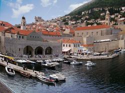 Хорватія, місто Дубровнік