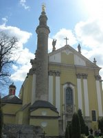 Костел Петра і Павла в Камянці-Подільському