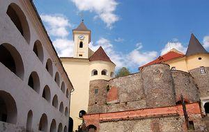 Мукачеве, замок Паланок