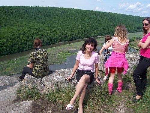 Серетский каньйон, Тернопольщина