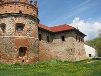 Замок в Староконстантинові