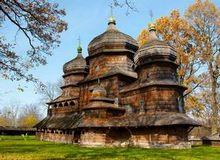 Дрогобич. Церква св. Юра