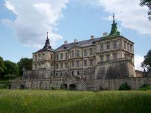 Підгородецький замок