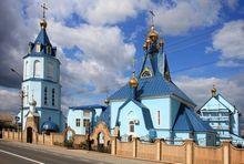 Ракошино. Свято-Покровський монастир